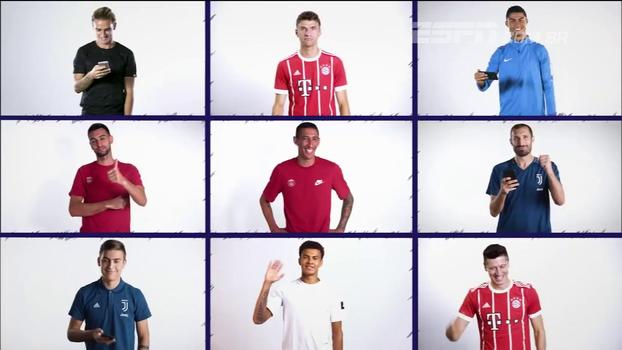 FIFA 18: CR7, Dybala, dupla brasileira e grandes nomes do futebol mundial projetam suas notas no jogo