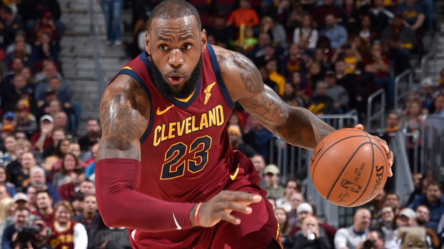 NBA: Lances de Brooklyn Nets 109 x 119 Cleveland Cavaliers