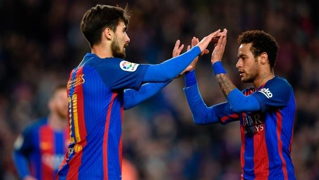 La Liga: Melhores momentos de Barcelona 4 x 2 Valencia