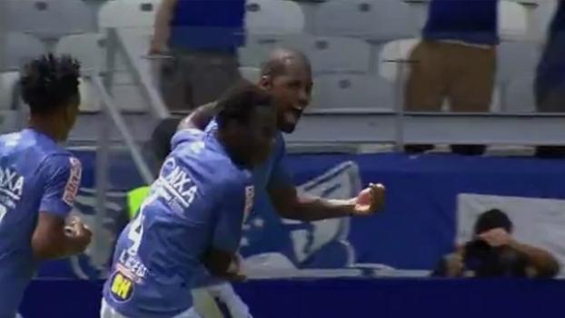 Mineiro: Gols de Cruzeiro 2 x 0 Democrata
