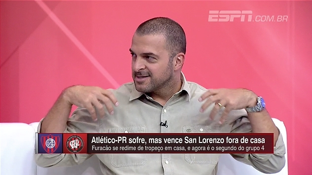 Zé Elias comenta vitória do Atlético-PR: 'Importantíssima para tirar o peso das costas'