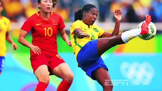 Você sabia? Formiga é a única jogadora de futebol com participação em seis Olimpíadas
