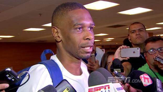 Juan reclama de falta em gol do Barranquilla e destaca profissionalismo de Muralha: 'Vamos deixar ele quieto'