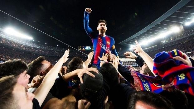 Messi, 30 anos: em 1 minuto, relembre 5 recordes do craque