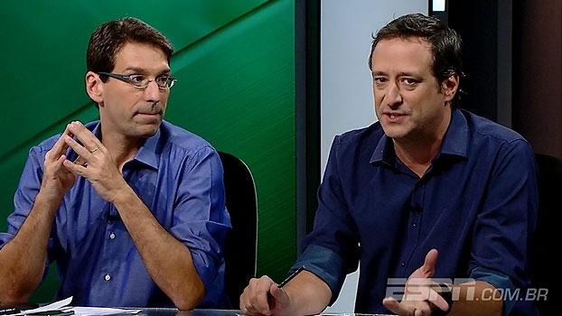 Gian aprova estreia de Luís Fabiano no Vasco: 'Não dá para cobrar muito mais'