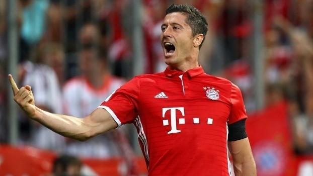 Alemão: Gols de Bayern de Munique 6 x 0 Werder Bremen