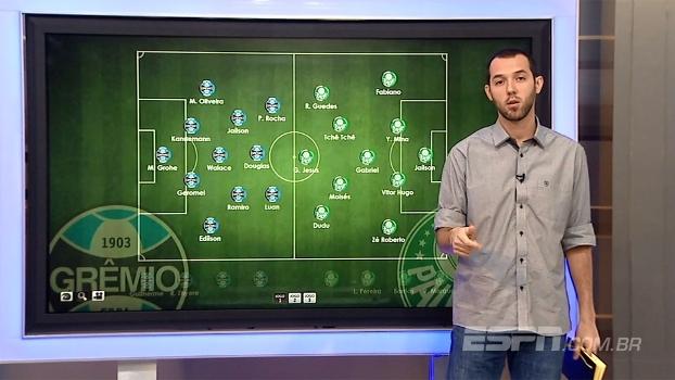 Palmeiras enfrenta o Santa Cruz fora de casa nesta segunda