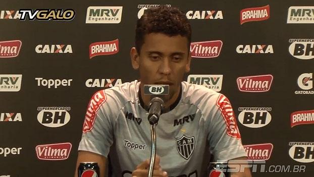 Marcos Rocha sonha com conquista do Brasileiro: 'Tenho espaço no corpo para tatuagem'