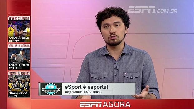 Tesouro novo e premiação milionária; Repórter do ESPN eSports traz novidades de Dota 2