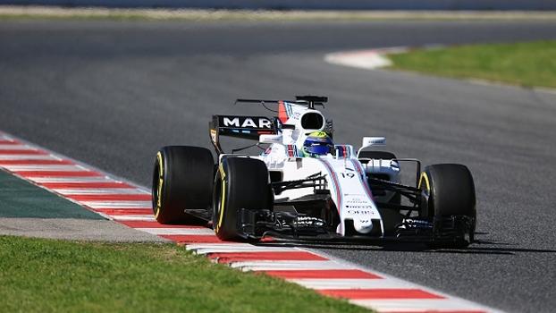 Massa crava melhor tempo em Barcelona: 1min19s726