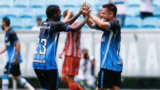 Gaúcho: Gol de Grêmio 1 x 0 Passo Fundo