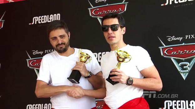 Com narração de Everaldo e Rômulo, corrida do BB Debate tem vitória de Bruno Vicari; veja último episódio