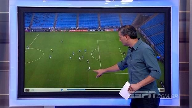 Sálvio: Arbitragem acertou em pênalti e gol anulado em Grêmio x Coritiba