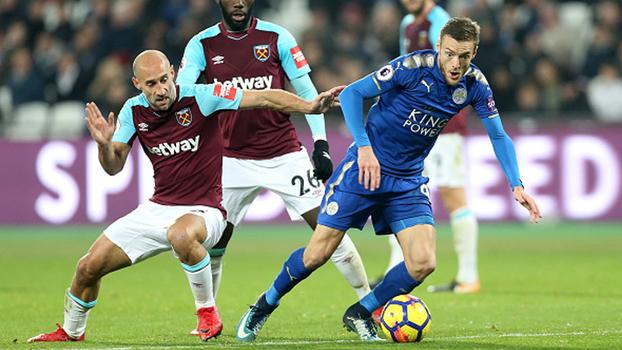 Premier League: Melhores momentos de West Ham 1 x 1 Leicester