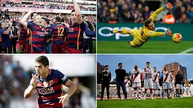 Artilheiro, muralha, vagas nas competições europeias e mais: veja o resumo do Campeonato Espanhol