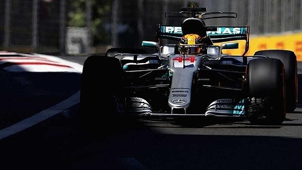 Fórmula 1: veja os melhores momentos do treino classificatório do GP do Azerbaijão