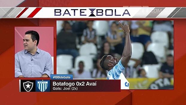 Para Bertozzi, vitória do Avaí não surpreende: 'Estava ensaiando um grande resultado há algumas rodadas'