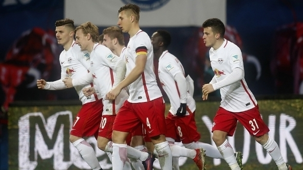 Bundesliga: Gols de Leipzig 2 x 1 Schalke 04