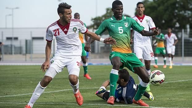 Costa do Marfim empata com Marrocos e dá adeus ao torneio sub-21 de Toulon