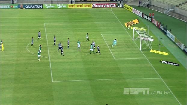 Série B: Gol de Ceará 0 x 1 Goiás