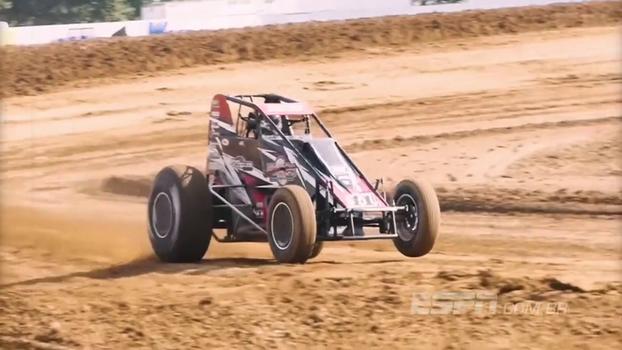 Conheça o dirt-track, corrida de velocidade na terra que era uma das paixões de Bryan Clauson