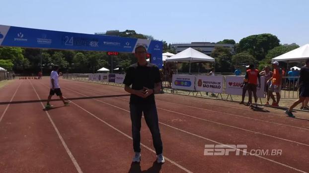 Cléber Guilherme: São Paulo realiza Virada Esportiva 2017 com corrida de revezamento na distância de 463km