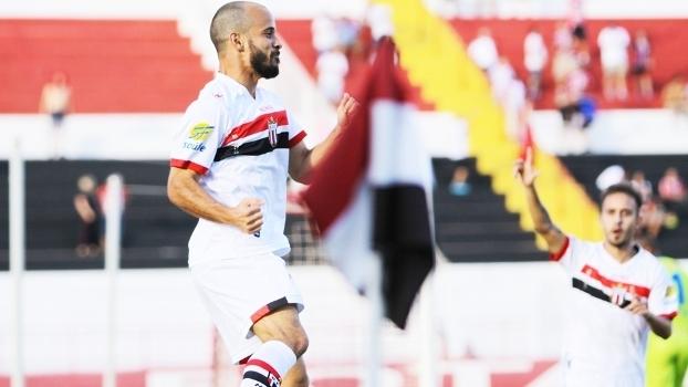 Veja lances de Morais, que atualmente joga no Botafogo de Ribeirão Preto