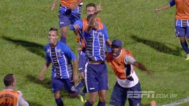 Copa São Paulo: Melhores momentos de São Carlos 1 x 0 Vasco