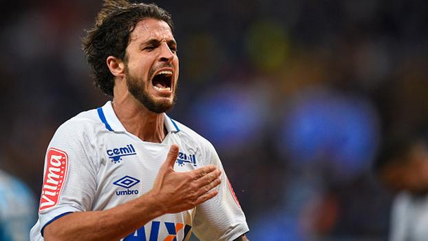 Cruzeiro tenta a permanência de Hudson para 2018