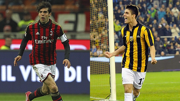 Comparado a Kaká, Lucas Piazon diz não se importar: 'Me acostumei com isso'