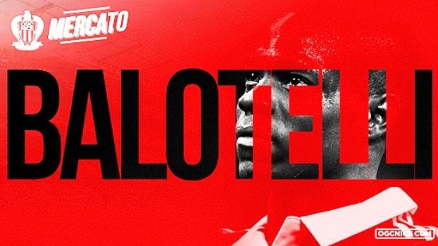 Relembre golaços e loucuras de Balotelli, reforço do Nice