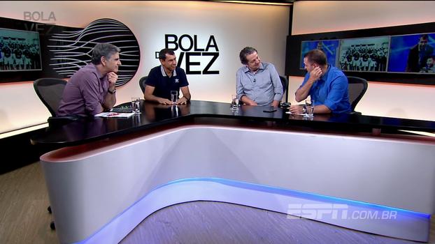 No Bola da Vez, Carille revela conversas e broncas que teve com jogadores do elenco durante o ano