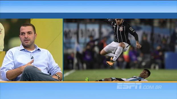 Zé Elias analisa desempenho de Rodriguinho e cita Ricardinho como exemplo de jogador taticamente inteligente