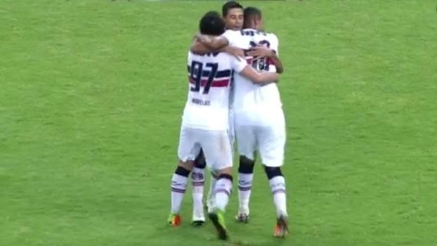 Confira os gols de Ceará 1 x 3 Santa Cruz