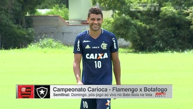 Flamengo ignora vantagem do empate e garante buscar vitória na semifinal do  Carioca - ESPN 883cc36e3ccdc