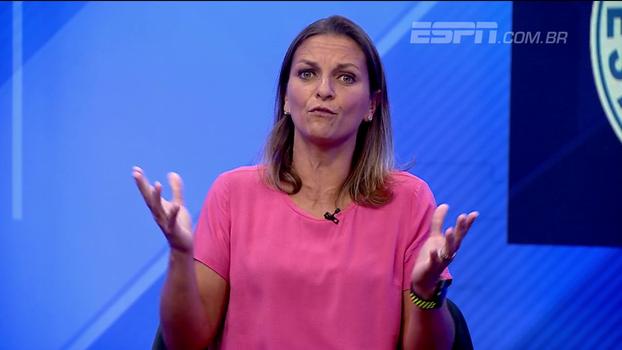 Ju Cabral critica fortemente o 'futebol ultrapassado' de Vadão e seu retorno à seleção feminina