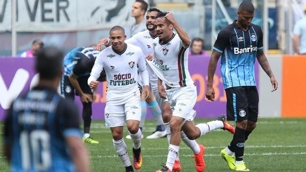 Brasileiro: Gol de Grêmio 0 x 1 Fluminense