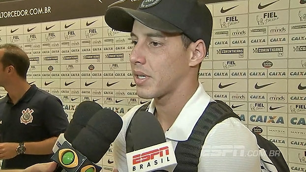 Rodriguinho isenta Jô em derrota e pede: 'A gente tem que melhorar'