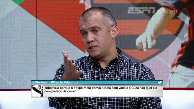 Eduardo Baptista faz elogios a Rueda e diz que técnico precisa de tempo para se adaptar ao Brasil
