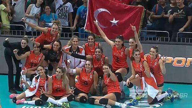 Rexona perde mais uma no Mundial de Clubes e não avança à semifinal