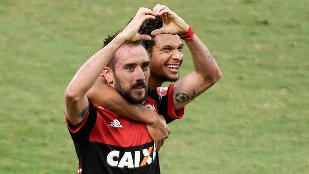 Brasileiro: Gols de Flamengo 3 x 0 Corinthians
