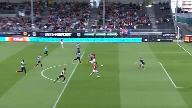 Nice bateu Angers fora de casa por 1 a 0 na segunda rodada do francês; veja