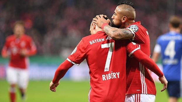 Bundesliga: Melhores momentos de Colônia 0 x 3 Bayern de Munique