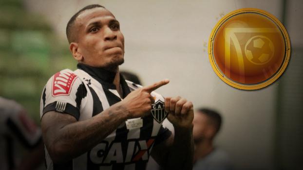 Prêmio ESPN Bola de Prata Sportingbet: Otero é premiado pelo gol mais bonito do Brasileiro 2017