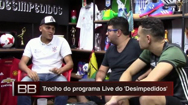 BB Debate relembra história de Léo Jabá na base e comenta cartão amarelo de Maicon