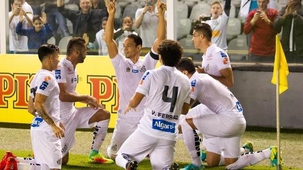 Santos x Vasco 2016 copa do Brasil