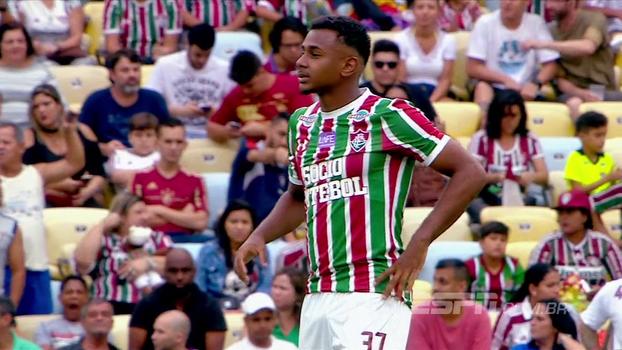 De broncas a elogios a Wendel: veja como foi a vitória do Fluminense sobre o Avaí