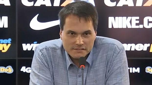 Diretor do Corinthians nega transferências de Damião e Elias e fala em 'propostas avançadas' por Felipe