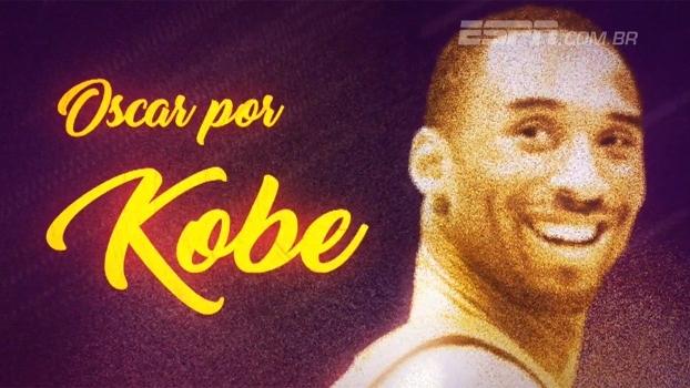 Ainda criança, Kobe foi impactado pela paixão e personalidade de Oscar