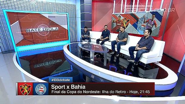 Comentaristas do BB Debate dão seus palpites para a final da Copa do Nordeste! Veja